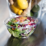 plastik salata kabı üretimi,salata kabı