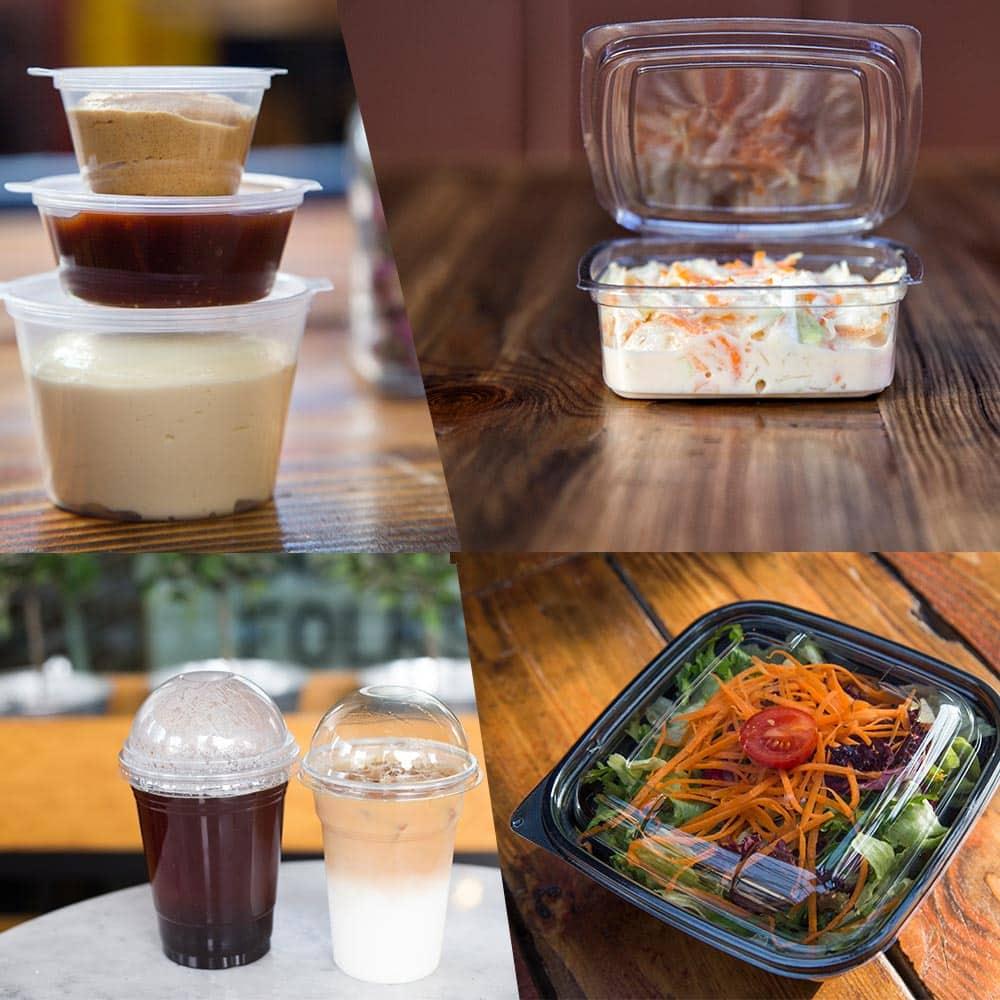 Kahyaoğlu Plastik Paket Servis Ürünleri