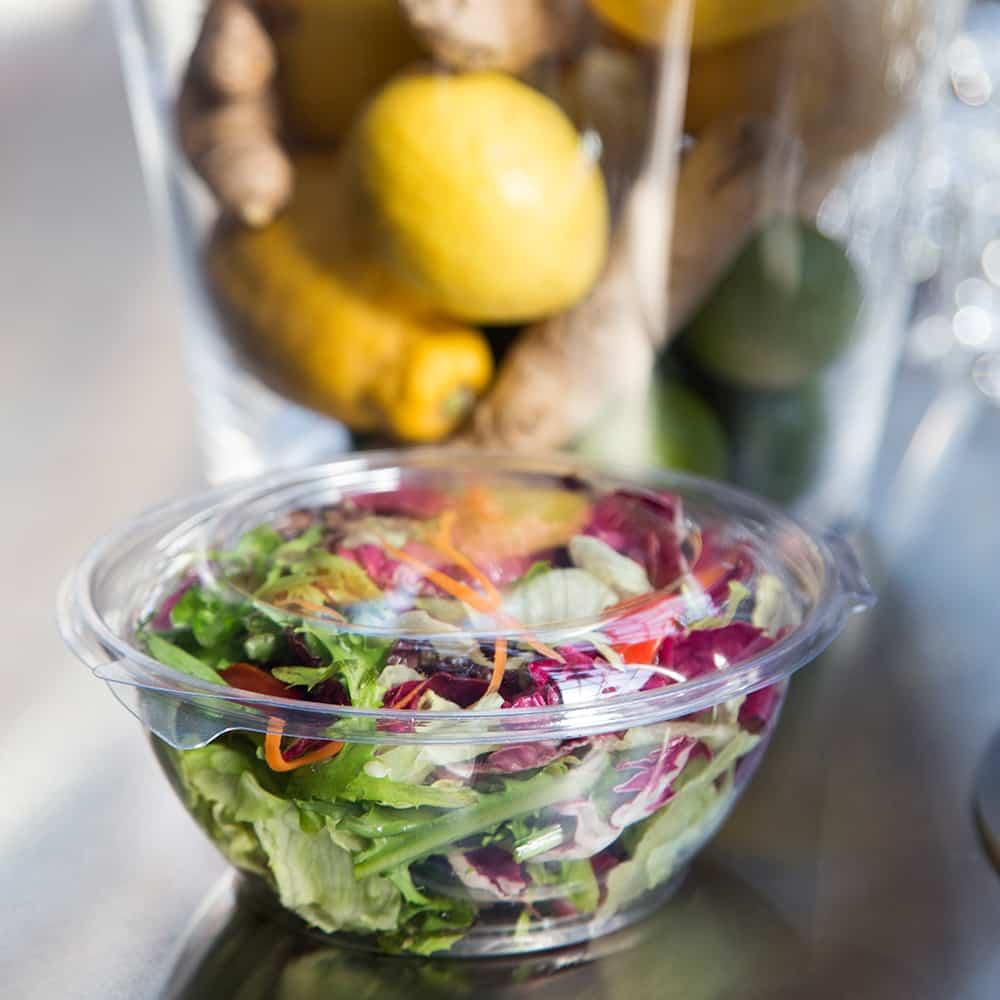 Plasti̇k Salata Kaplarının Kullanım Alanları
