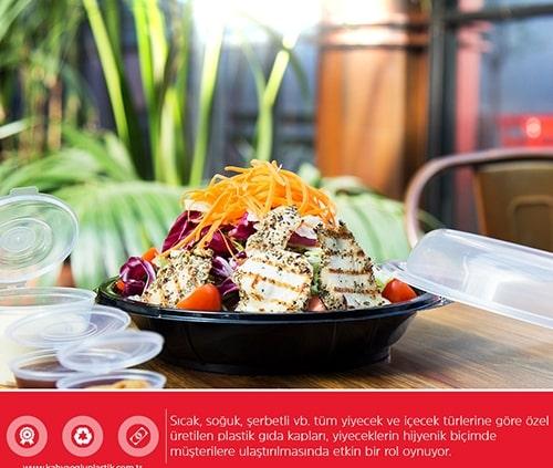 Gıdaya Uygun Plastik Ambalajlar Kahyaoğlu İzmir Plastik Ambalaj